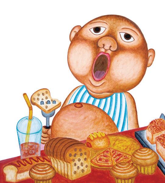 過節食太飽 8種天然食材消滯