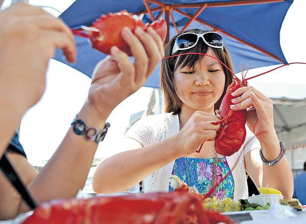 中國需求勁增 美國龍蝦大漲價