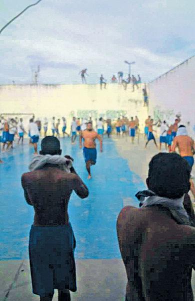 巴西監獄又騷亂 三人身首異處
