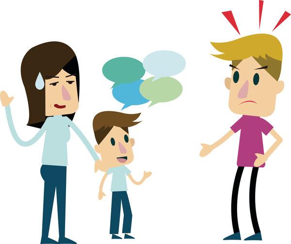 6歲仔口沒遮攔 港媽呻難教