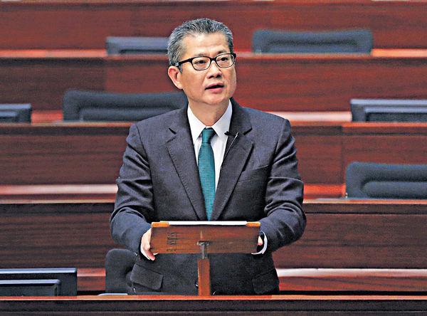 出掌財政司首要任務 陳茂波:全力籌備財政預算