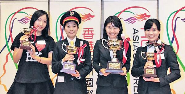 4日本大學生獲選為香港大使