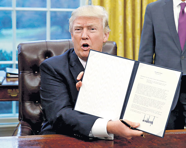 TPP群龍無首 中國最大贏家