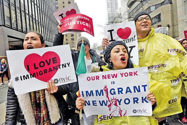 特朗普續「找數」 拒收中東非洲難民