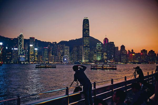 過夜旅客 最愛遊香港