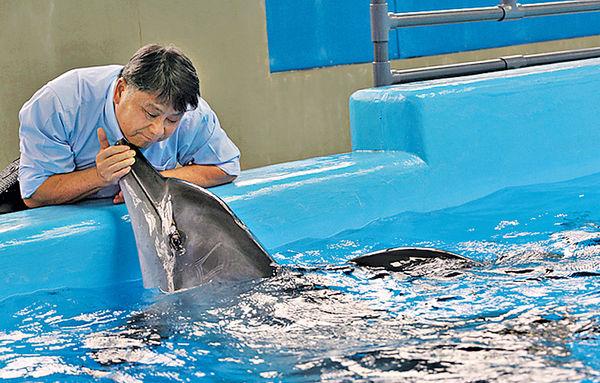 海洋公園高級館長︰照顧動物要細心