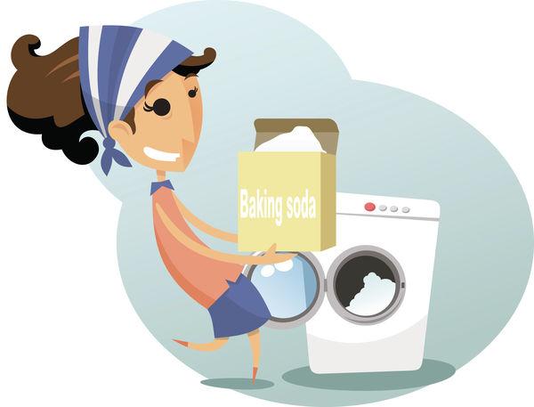洗衣機藏邋遢 梳打粉白醋可去污?
