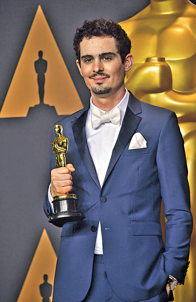 《星聲》導演破奧斯卡紀錄 膺最年輕導演