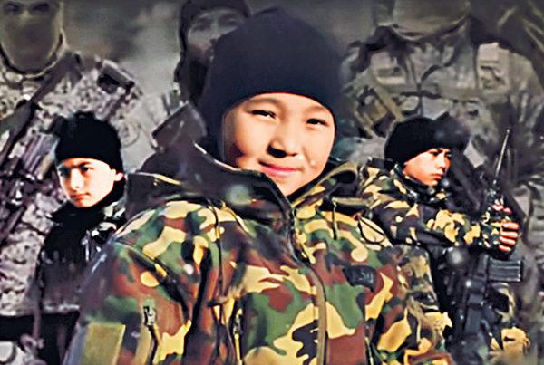 IS維族成員威脅 返中國發動恐襲