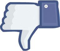 fb擬推Dislike 僅限Messenger