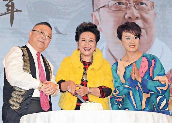 薛家燕67歲生日恨再拍劇