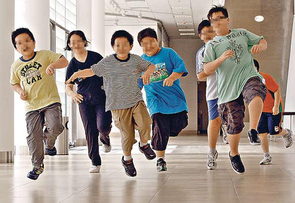 港童肥胖 10歲患脂肪肝