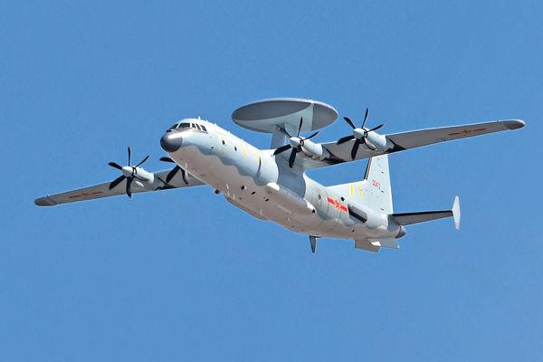 雷達先進 大飛機不足 中國預警機發展受制約