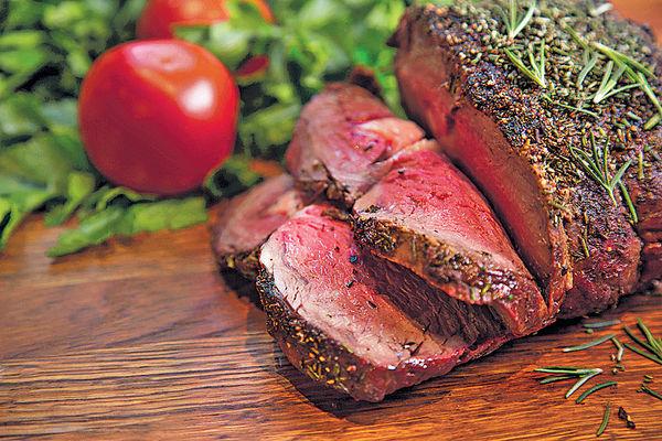 新西蘭草飼牛自助晚餐 放心食