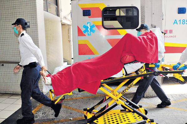 刀手闖賓館房 斬傷2男女