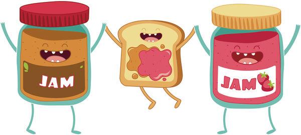 7大健康麵包醬 果仁醬醒腦護心