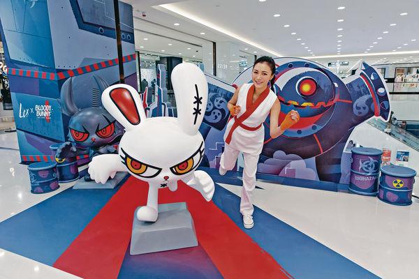 泰國正義兔設展