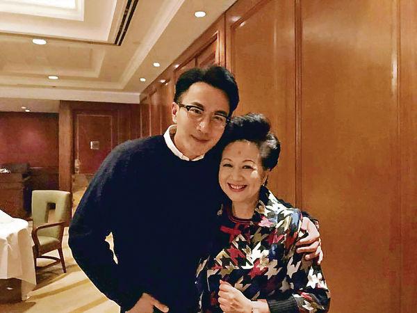 《真情》劉愷威為好姨慶生
