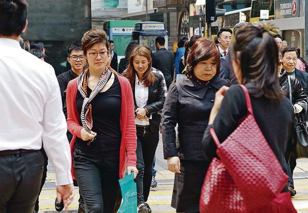 僅49%女僱員滿意現任波士