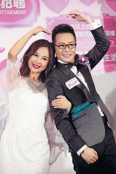 陳松伶回歸TVB扮醜女