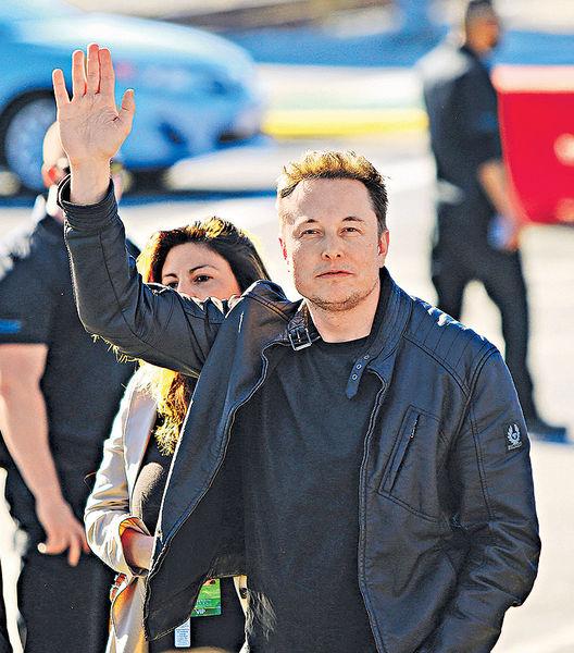 科技狂人Elon Musk請人 支援火星任務