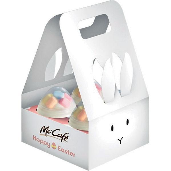 McCafé買飲品 加$15換復活彩蛋