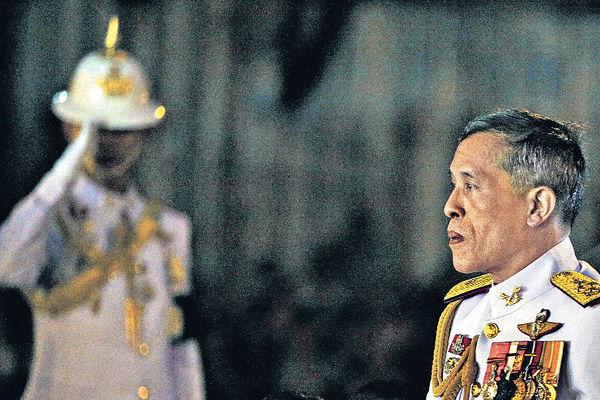 泰新憲法被指「閹割民主」