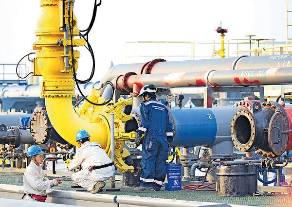 中緬原油管道啟用 年輸量2200萬噸
