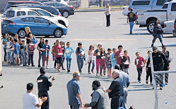 加州小學槍擊3死1傷 夫殺教師妻 飲彈亡