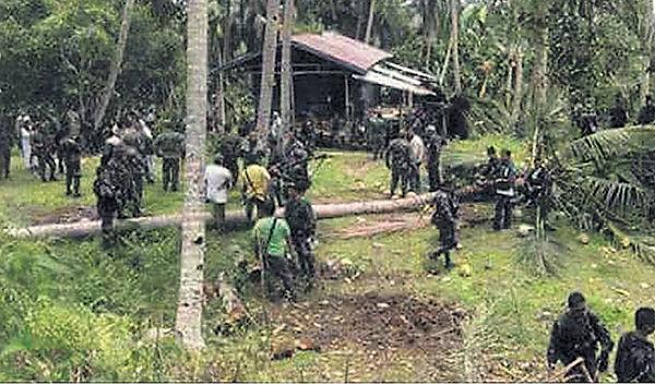 反政府武裝登旅遊島 與菲軍駁火釀9死