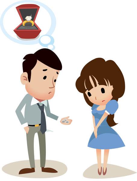 養家負擔大 月光族呻無錢買婚戒