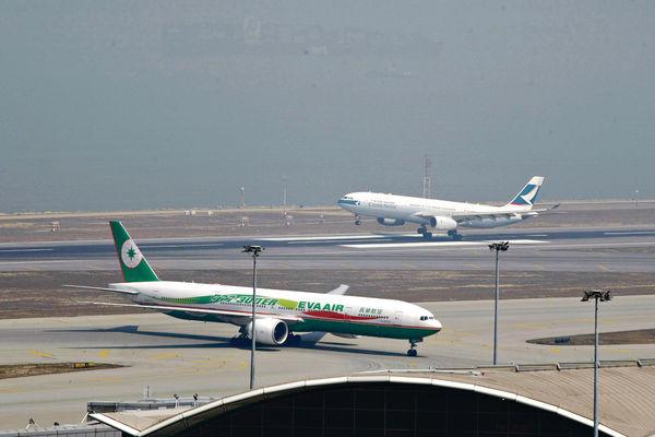 長榮空姐染麻疹 機上曾接觸170人
