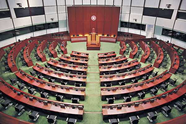 立法會2.6萬 請公共資訊助理主任