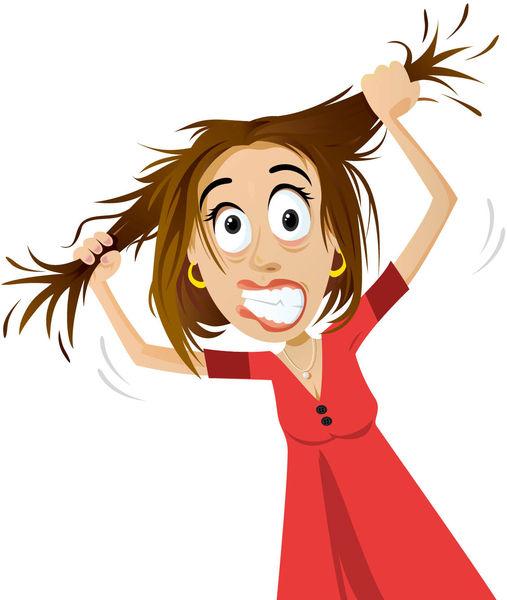 染髮3大謬誤 草本產品可致敏