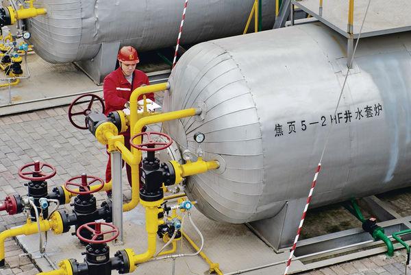 中石化煉化首3月新簽合同增3成