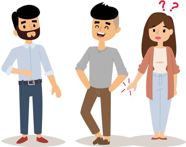 男友向外隱瞞戀情 女友埋怨似隱形人
