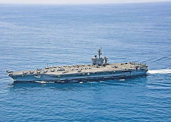 白宮指國防部誤導 美派航母純靠嚇