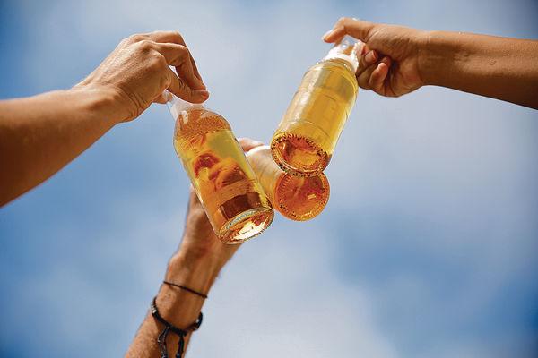 每4人首次飲酒 1個未夠12歲