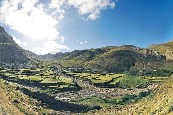 遊西藏的樂趣
