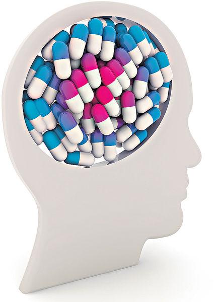 抗抑鬱藥 或可減慢腦退化