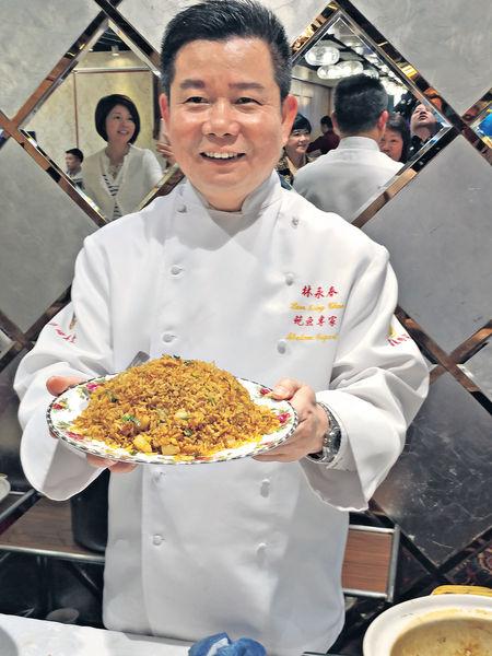 「周末嘆餐飽」 相約在富東海鮮酒家
