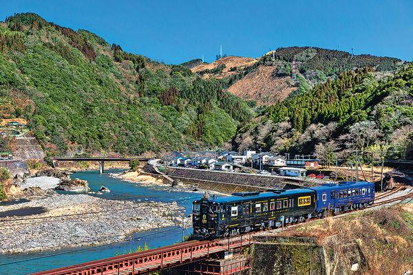 全新觀光列車 帶動熊本之復興