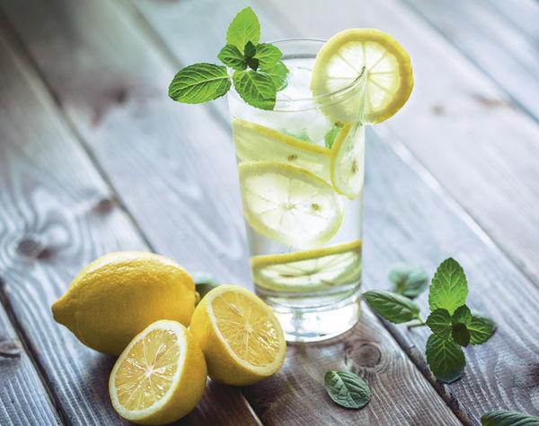 檸檬水的神奇功效