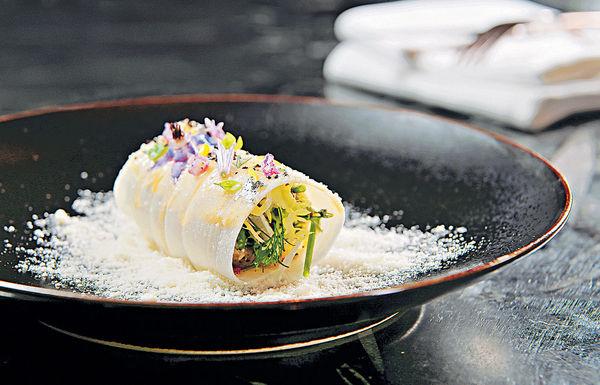 米芝蓮名廚 製優雅法日料理