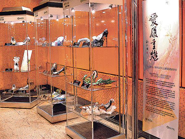 環保鞋設計作品展