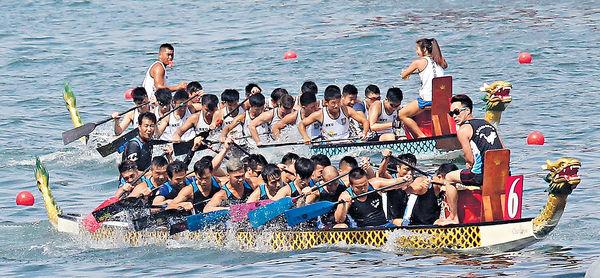5000健兒競逐國際龍舟賽 破紀錄