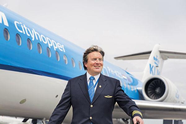 荷蘭國王圓機師夢 王室成員也上班