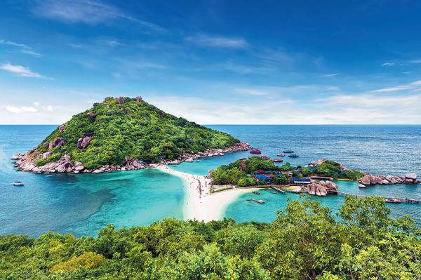 $10000暢遊泰國龜島 兼考潛水牌