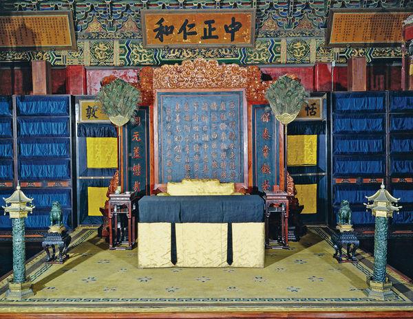 清朝皇帝辦公室 月底首現香港