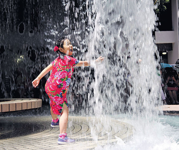 厄爾尼諾+全球暖化 今夏熱辣辣